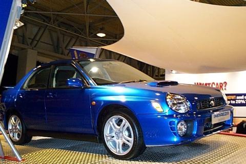 Subaru Impreza 2001 Model